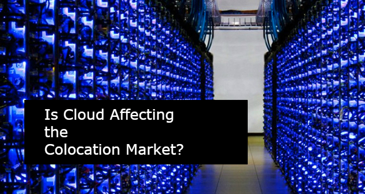 Cloud Trends Affecting the Colocation Data Center Market