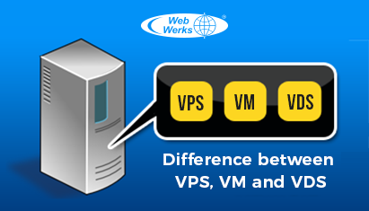 Difference between VPS, VM and VDS