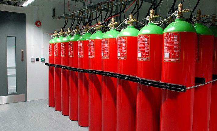 Is FM-200 best for Fire Suppression System in Data Centers