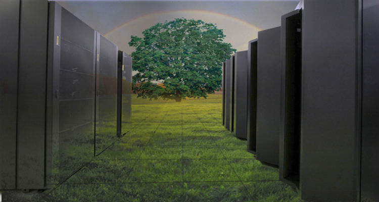Global Environment Concerns  How energy efficient are Dedicated Hosting ?