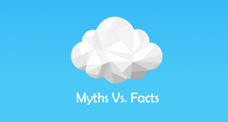Hybrid Cloud Hosting Myths