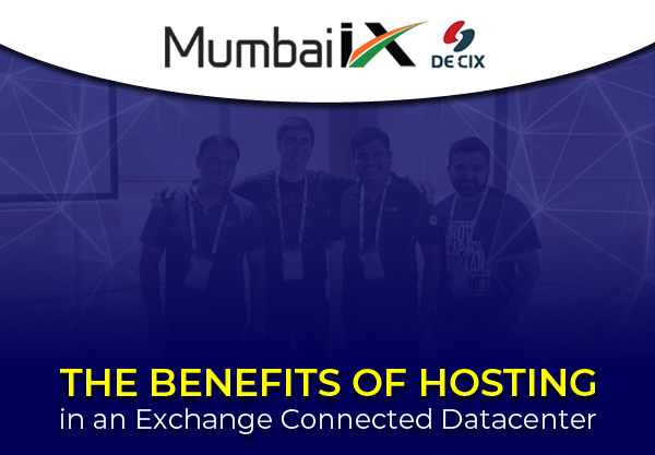 The Benefits of Hosting in an Exchange Connected Datacenter