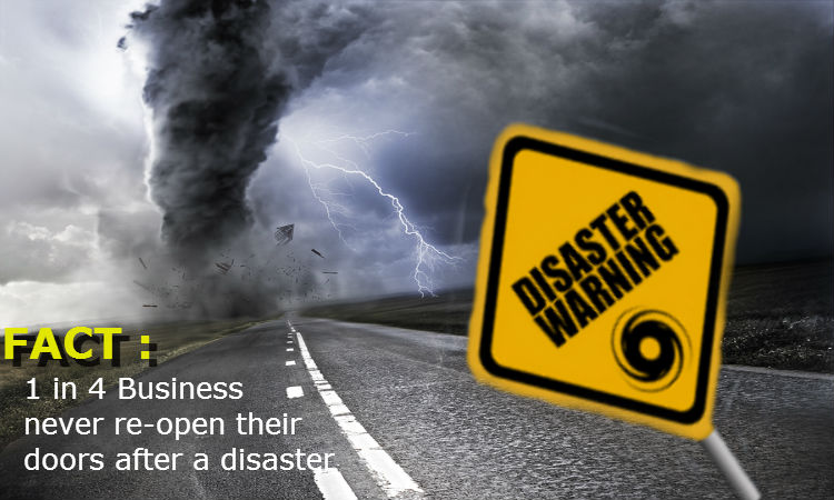 How Well Prepared Are You For Business Disaster?