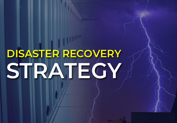 How to plan a disaster recovery strategy?
