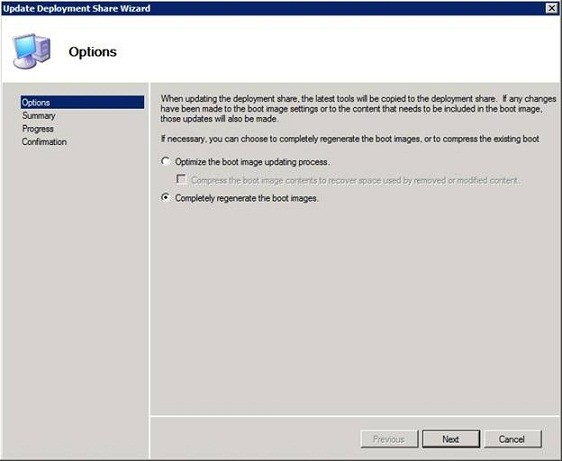 update-deployment-share-wizard-hyper-v